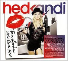 Hed Kandi = world series Londres = Gossip/tiga/AVICII/Milk... = 3cd = groovesdeluxe