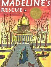Madeline: Madeline's Rescue by Ludwig Bemelmans (1981, Picture Book)