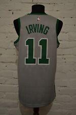 New 2018 Nike NBA Boston Celtics Kyrie Irving #11 City Edition Swingman Jersey M