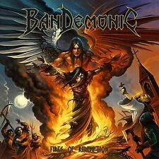 BANDEMONIC-Fires Of Redemption CD Iced Earth, Jag Panzer, Helstar, Metal Church