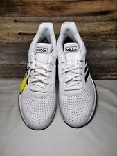 Adidas Court Smash Mens Size 8 Tennis Shoes White Black F36718