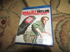 Drillbit Taylor (Blu-ray Disc, 2008, Extended Survival Edition) NEW SEALED