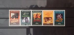 Australia 1995 Centenary of Cinema Complete Set 5v MNH