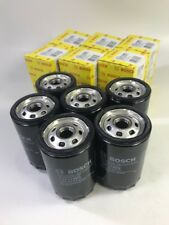6x OEM BOSCH BMW 325 VW Audi 2.0 1.8T Engine Oil Filter Spin On 72211WS MADE USA
