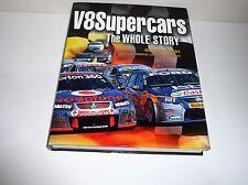 V8 SUPERCARS THE WHOLE STORY BY GORDON LOMAS