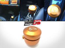 Gold Gear Shift Shifter Knob for Mercedes Smart 450 451 FORTWO 452 ROADSTER
