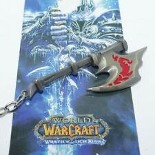 Keychain / Porte-clés - World of Warcraft - King of the Hill Axe