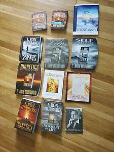 L. Ron Hubbard Books,Media, scientology  dianetics, Extension Course