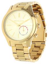 MICHAEL KORS Damen Armbanduhr Slim Runway Hybrid Smartwatch gold MKT4002