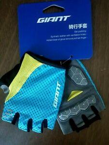 Giant 2020 Series Half Finger Gloves for G205 and G206 range Men  / Unisex