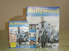 8x bollywood dvd mit magazin
