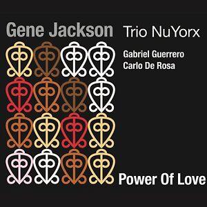 GENE JACKSON - POWER OF LOVE   CD NEU