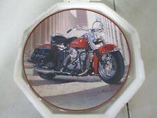 Franklin Mint Harley Davidson 49 Panhead Plate