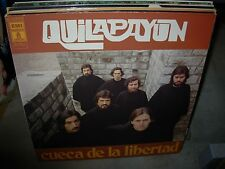 QUILAPAYUN cueca de la libertad ( world music )