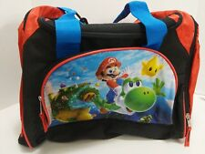 Official Nintendo Super Mario Galaxy 2 Huge bag Straps Artwork