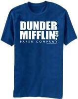 New Dunder Mifflin The Office Sweater Comedy Funny Men/'s Black T-Shirt S-5XL