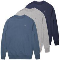 Tommy Hilfiger Sweatshirt - Tommy Jeans Classic Crew Sweat - Navy, Grey, Blue