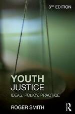 Youth Justice by Smith, Roger
