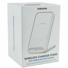 Genuine Samsung Qi Wireless 2.0 15W Fast Charger Stand For Galaxy & Apple iPhone