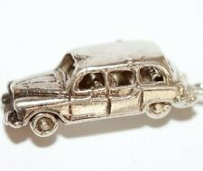 Rare Vintage Opening Limosine Car Sterling Silver Charm c. 1960's