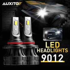 20000LM 9012 CSP AUXITO LED Headlight Kit Bulb HI/LOW Combo Beam 6000K HIR2 90W