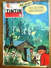 "journal de tintin 546 - 4/59  ""Drôle de phénomènes"""