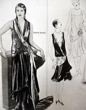 GRETA GARBO Movie Film Fashion 8 x 10 Publicity PHOTO The TEMPTRESS 1926 AK1471