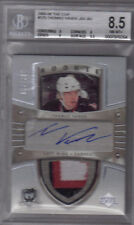 05-06 The Cup Thomas Vanek Auto Jersey Patch Rookie Card RC 050/199 BGS 8.5