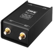 Monacor FGA-102 Professioneller Stereo-Line-Übertrager
