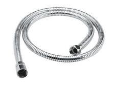 Shower Hose Steel 1.5m Universal Fit - Mira Grohe Triton Oxygenics Water Saving