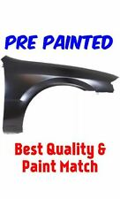 New PRE PAINTED Passenger RH Fender for 2001-2003 Mazda Protege w Free Touch Up