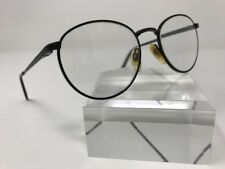 bb4cd496f4 Hudson Eyeglasses Z-8 DG-80 PSS 63 52-20 Black Titanium Flex
