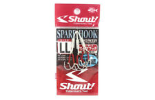 Shout 83-SH Spare Hook for Madai Rubber Jig Iseama Hook Size LL ( 1/0 ) (6887)