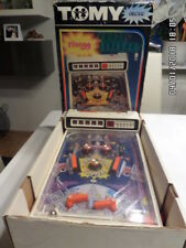 TOMY ELECTRIC PINNGG BALL FLIPPER 70/80j. OVP