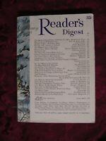 Readers Digest February 1966 Donald Macmillan Rutherford Platt James A. Michener