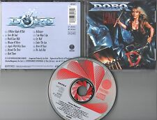 Doro  CD FORCE MAJEURE  (c) 1989