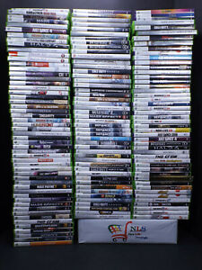 Xbox 360 Games You Pick & Choose