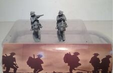 EWM Uscav03mp 1/76 Dcast WWI 3 Multi-Pose Mounted US Cavalry w/Moveable Torso