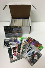 NHL Hockey Card Jersey Autograph Box w/ 300+ Cards & 3 Relic Cards & 1 Pack