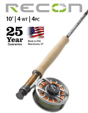 Orvis Recon 4-Weight 10' 4-Piece Fly Rod (NEW 2020 Series)