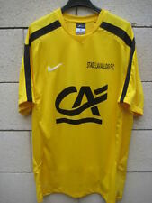 Maillot porté LAVAL Stade Lavallois collector Nike rare shirt n°13