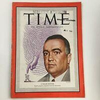 Time Magazine August 8 1949 Vol 54 #6 Former NBI Director J. Edgar Hoover
