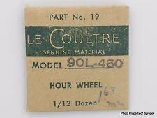 Jaeger LeCoultre Hour Wheel Cal. 90L 460 Part #250 19
