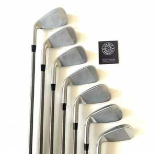 PING G410 Red Dot Iron Set 4-PW (7 Clubs) with Aerotech SteelFiber Shafts