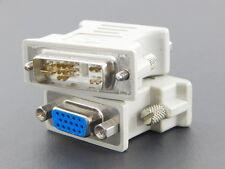 (3 pcs) DVI-A Male to VGA Female adapter converter