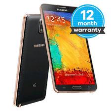 Samsung Galaxy Note III SM-N9005 - 16GB - Rose Gold Black (Unlocked) Smartphone
