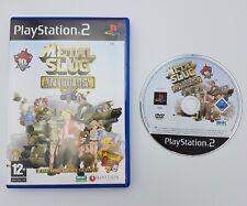 Metal Slug Anthology - PlayStation 2 - PAL - UK Version - RARE - Free, Fast P&P!