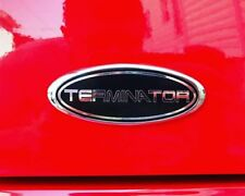 94-04 mustang terminator ford trunk badge emblem overlay decal