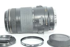 Canon 70-300mm IS Good used cond w/ UV/ covers