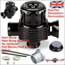 25MM DUAL PORT TURBO BOV ATMOSPHERIC RECIRCULATING DIVERTER DUMP BLOW OFF VALVE